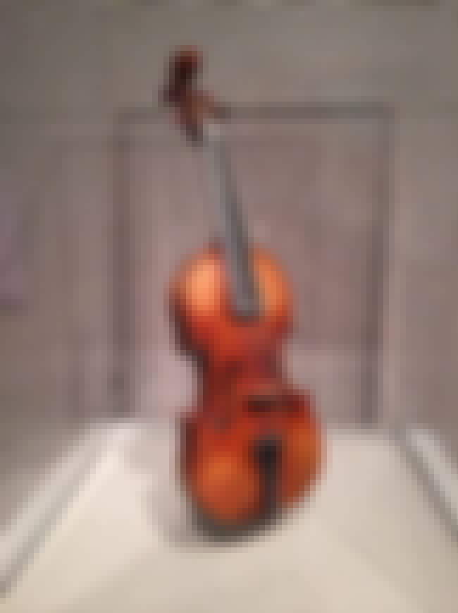 A Stolen Stradivarius Violin is listed (or ranked) 4 on the list The Most Incredible Things Ever Found in Attics