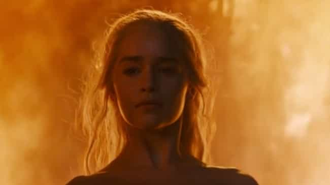 Daenerys... Unburnt, Unbroken is listed (or ranked) 1 on the list The Most Plausible & Interesting Daenerys Targaryen Theories