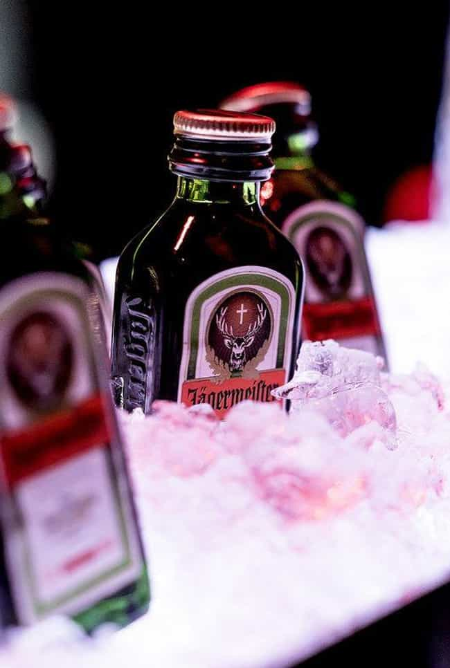 The Jägermeister Bottle W... is listed (or ranked) 2 on the list 19 Things You Didn't Know About Jägermeister