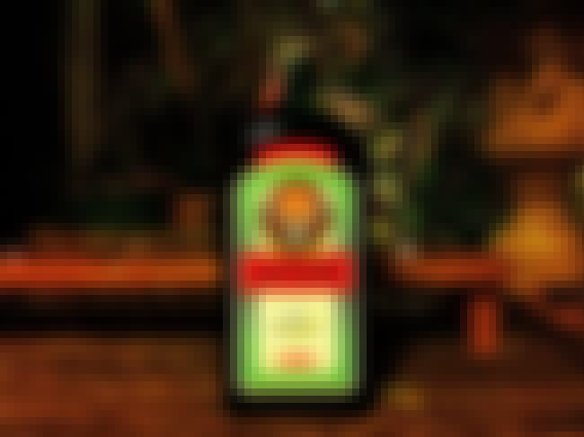 The Poem on the Bottle Was Wri... is listed (or ranked) 4 on the list 19 Things You Didn't Know About Jägermeister