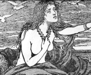 The Gods Make a Giantess Laugh is listed (or ranked) 1 on the list The Weirdest Stories From Norse Mythology