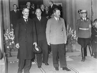 Hitler Told Neville Chamberlain He Wasn't Going To Start A War