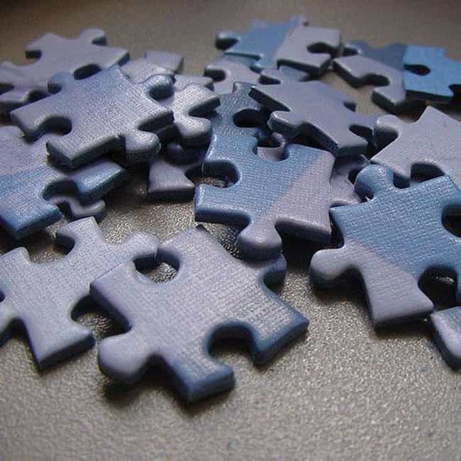 Memory Works Like a Jigsaw Puz... is listed (or ranked) 3 on the list 12 Things You Didn't Know About Photographic Memory