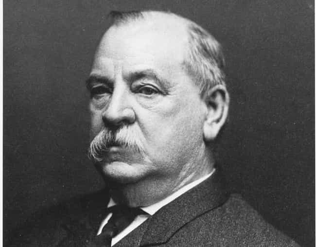 Grover Cleveland Lied Ab... is listed (or ranked) 3 on the list Lies And Untruths That Affected Human History