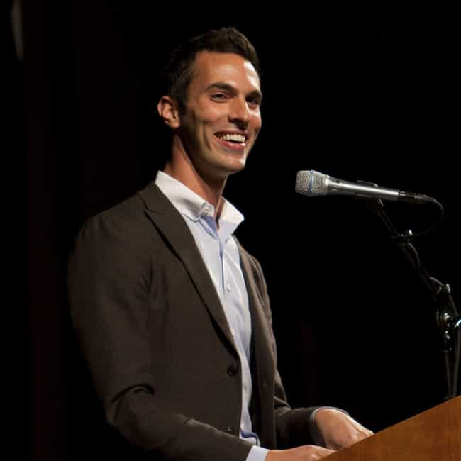 Ari Shapiro is listed (or ranked) 1 on the list The Hottest Men of NPR