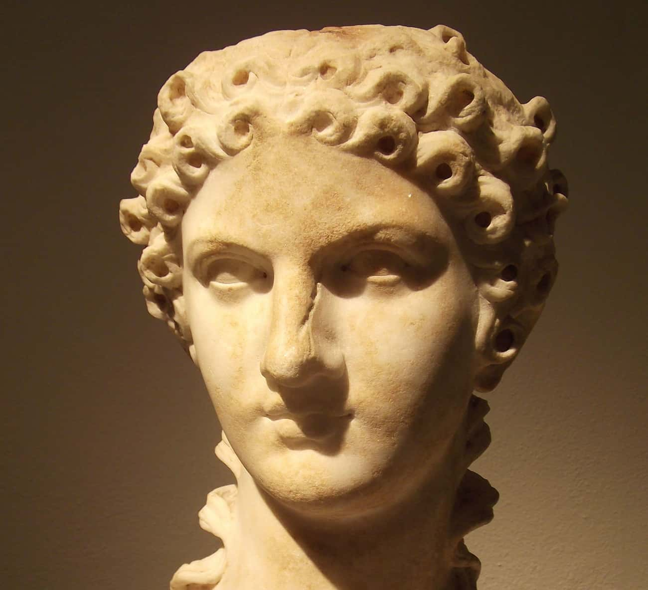 Nero Got Nasty With His Mom is listed (or ranked) 4 on the list The Craziest Ancient Rome Sex Scandals