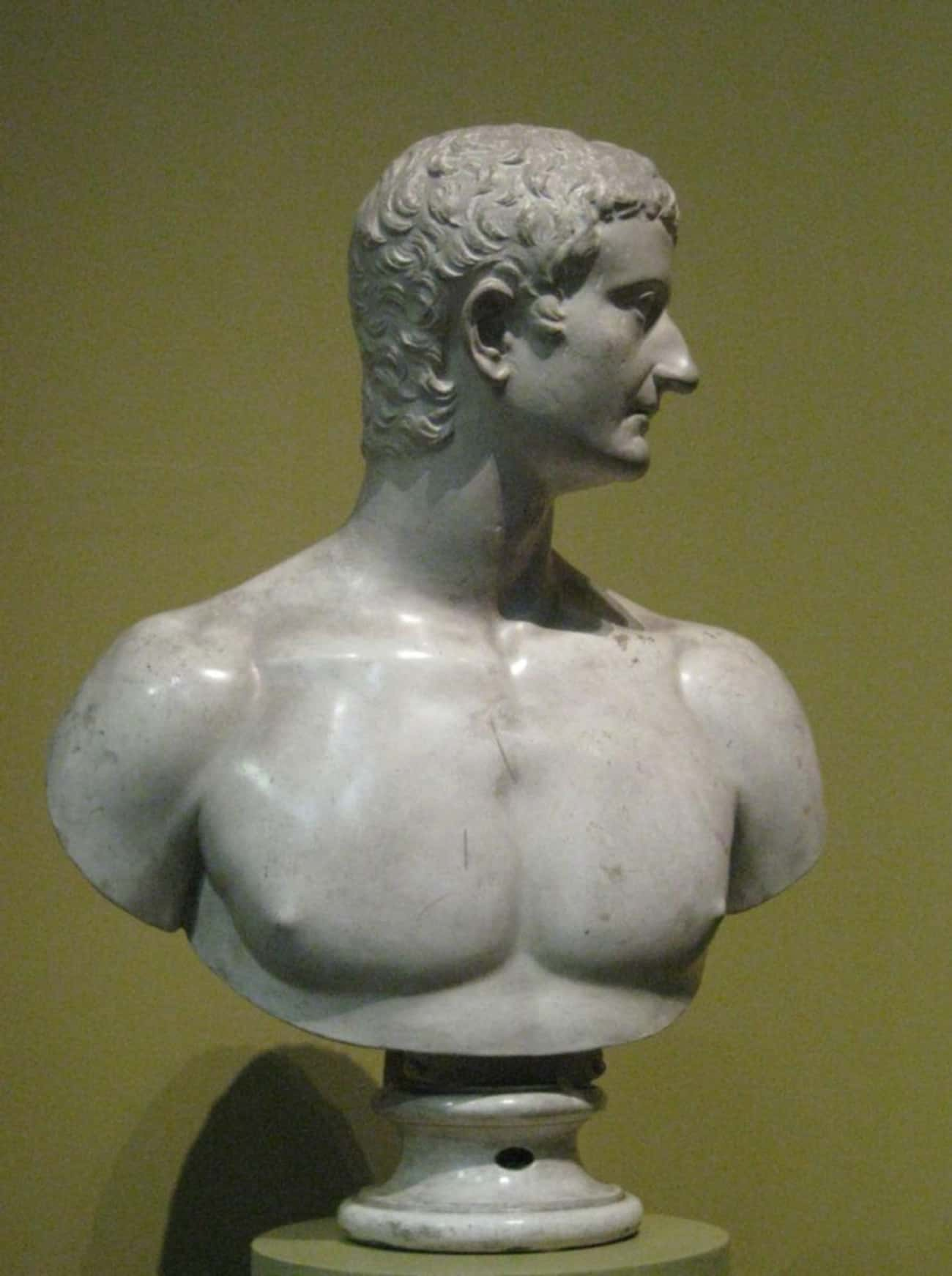 Tiberius Went Skinny Dipping w is listed (or ranked) 3 on the list The Craziest Ancient Rome Sex Scandals