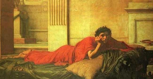 Nero Castrated A Man And Then ... is listed (or ranked) 1 on the list The Craziest Ancient Rome Sex Scandals