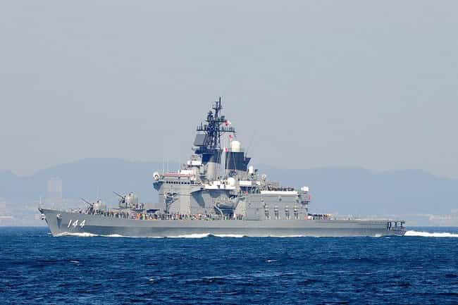 They're Buying a Bunch of Ship... is listed (or ranked) 3 on the list Scary Things the Russian Military Might Be Up To