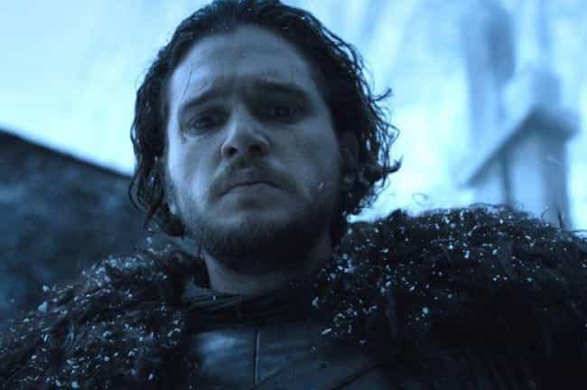 He Rose from the Dead! ... is listed (or ranked) 1 on the list Fan Theories And Clues That Point to Jon Snow As Azor Ahai