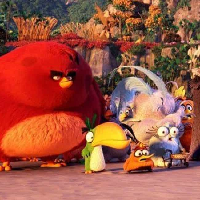 He's Coming Back is listed (or ranked) 2 on the list The Angry Birds Movie Quotes