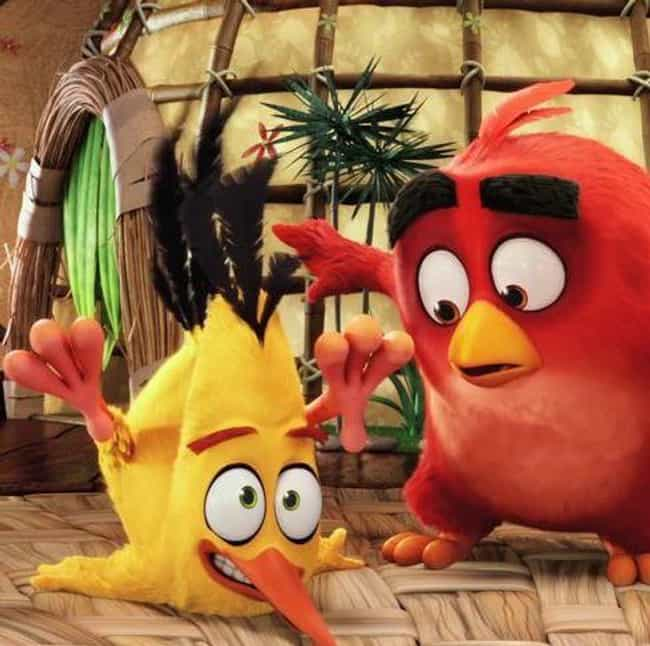 The House of Horrors is listed (or ranked) 4 on the list The Angry Birds Movie Quotes