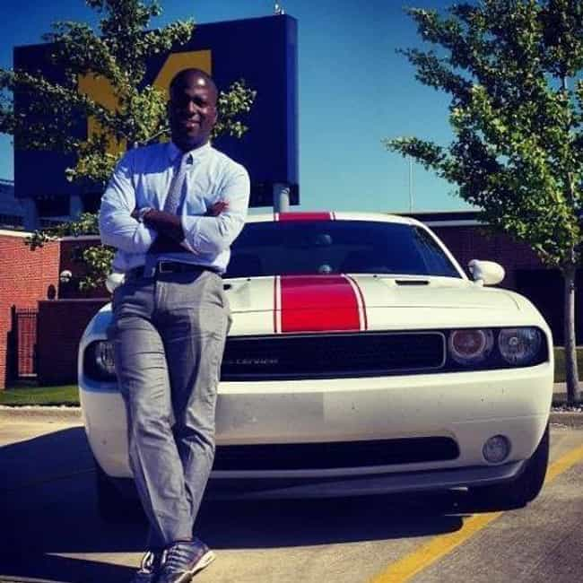 Sonari Glinton is listed (or ranked) 3 on the list The Hottest Men of NPR