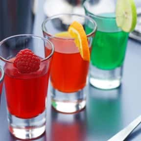 In a Jell-O Shot is listed (or ranked) 3 on the list The Best Ways to Drink Vodka in the Summer