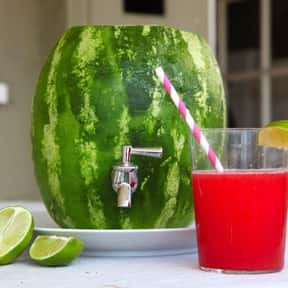 Out of a Watermelon is listed (or ranked) 6 on the list The Best Ways to Drink Vodka in the Summer