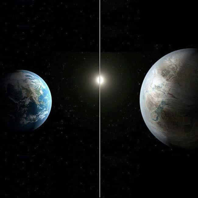 Kepler-438b Is Almost Kashyyyk is listed (or ranked) 2 on the list Real Planets That Prove Our Galaxy Is Just Ripping Off Star Wars