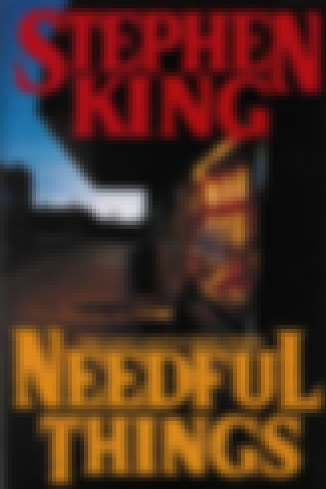 Needful Things Is The First No... is listed (or ranked) 3 on the list 24 Big Revelations And Observations Stephen King Has Made About His Work
