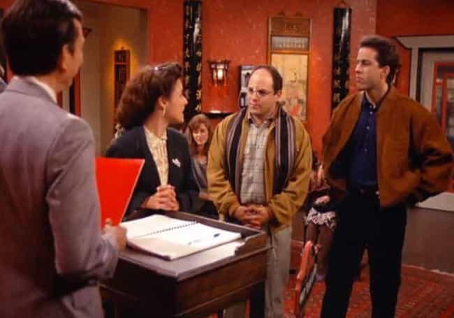Seinfeld Is an Infinite ... is listed (or ranked) 10 on the list The Most Plausible And Sponge-Worthy 'Seinfeld' Fan Theories