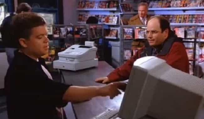 The Video Clerk Is Spenc... is listed (or ranked) 12 on the list The Most Plausible And Sponge-Worthy 'Seinfeld' Fan Theories