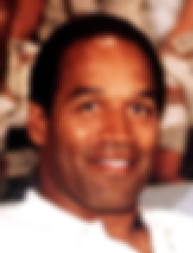 O.J. Simpson Escapes Prison Un... is listed (or ranked) 4 on the list Criminals Who Got Away with It, But Were Caught for Something Else