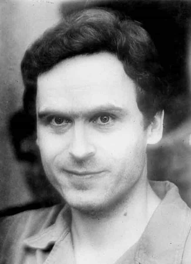 Charming Ted Bundy Couldn'... is listed (or ranked) 1 on the list Criminals Who Got Away with It, But Were Caught for Something Else