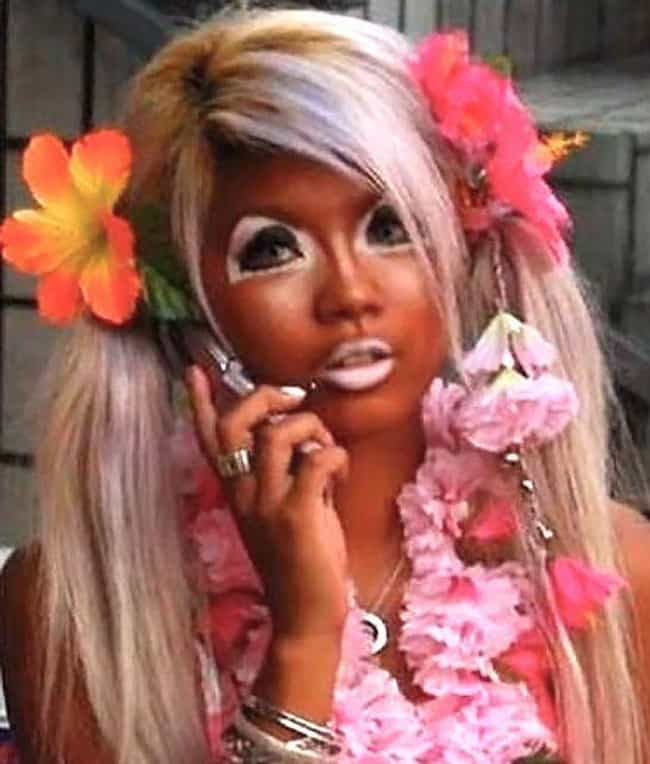 Bilderesultat for worst makeup