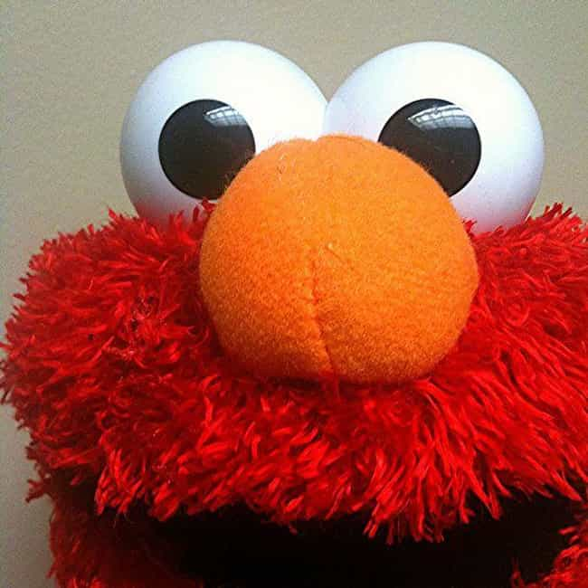 A Potty-Mouth Elmo with a Dist... is listed (or ranked) 2 on the list The Creepiest Central Park Stories and Legends