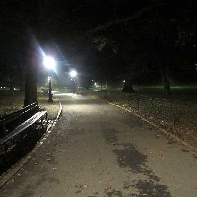 Central Park's Weirdest To... is listed (or ranked) 3 on the list The Creepiest Central Park Stories and Legends