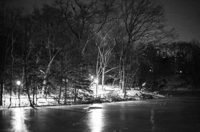 The Unsolved Murder of a Jogge... is listed (or ranked) 1 on the list The Creepiest Central Park Stories and Legends
