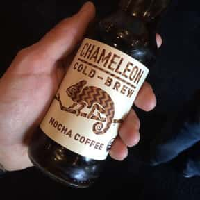 Chameleon is listed (or ranked) 7 on the list The Best Coffee Drink Brands