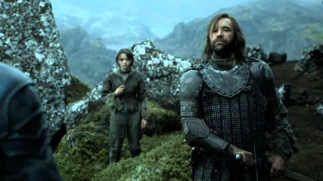 The Hound Is Actually a Graved... is listed (or ranked) 1 on the list Clues That the Hound May Not Be Dead