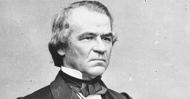 His Vice President Took ... is listed (or ranked) 2 on the list The Weirdest Lincoln Assassination Conspiracy Theories