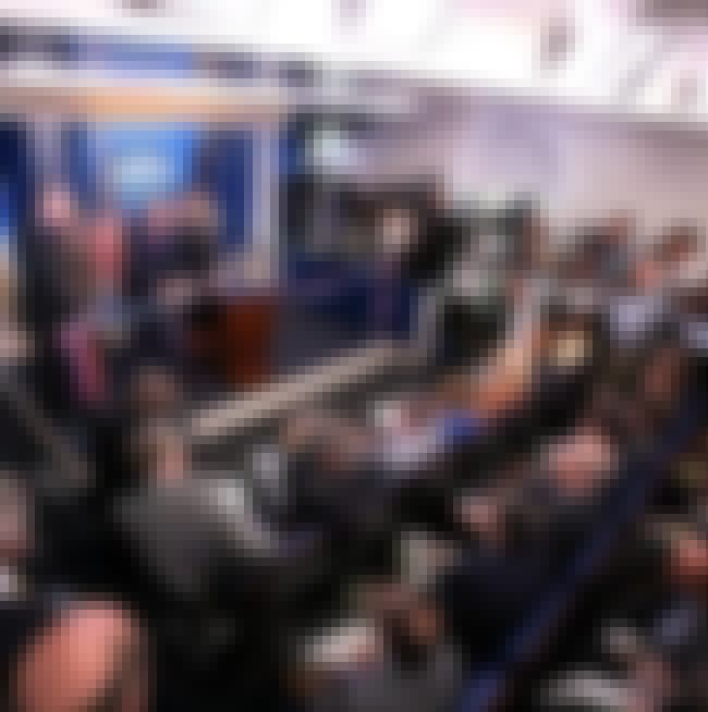 James S. Brady Press Briefing ... is listed (or ranked) 7 on the list Coolest Rooms in the White House (And What Happens in Them)