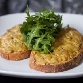 Welsh Rarebit is listed (or ranked) 24 on the list The Best Foods That Are Places