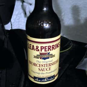 Worcestershire Sauce is listed (or ranked) 16 on the list The Best Foods That Are Places
