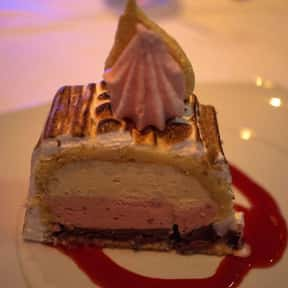 Baked Alaska is listed (or ranked) 17 on the list The Best Foods That Are Places