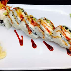 California Roll is listed (or ranked) 8 on the list The Best Foods That Are Places