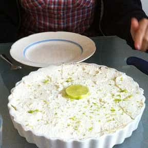 Key Lime Pie is listed (or ranked) 11 on the list The Best Foods That Are Places