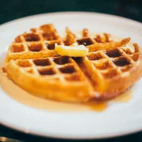 Belgian Waffle is listed (or ranked) 1 on the list The Best Foods That Are Places