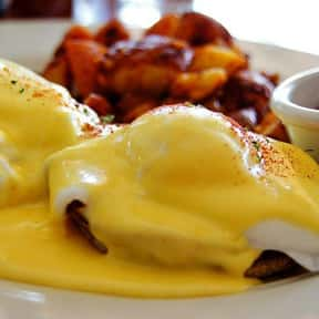 Hollandaise Sauce is listed (or ranked) 15 on the list The Best Foods That Are Places