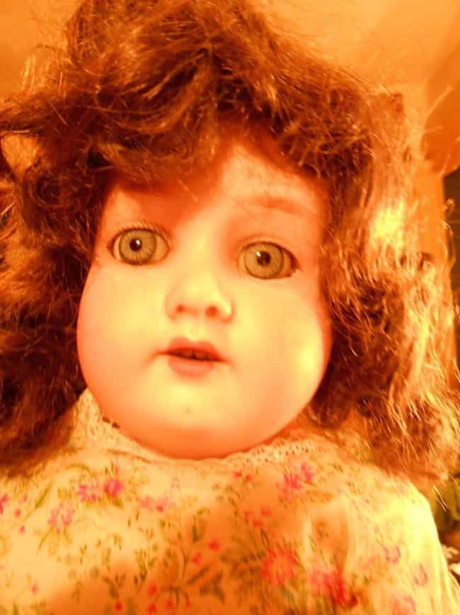 Old German Bisque with L... is listed (or ranked) 7 on the list 18 of the Creepiest Dolls You Can Buy on EBay