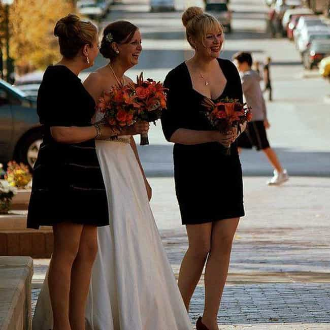 """Borrow Your """"Something Bor... is listed (or ranked) 4 on the list The 24 Weirdest Wedding Traditions and Superstitions"""