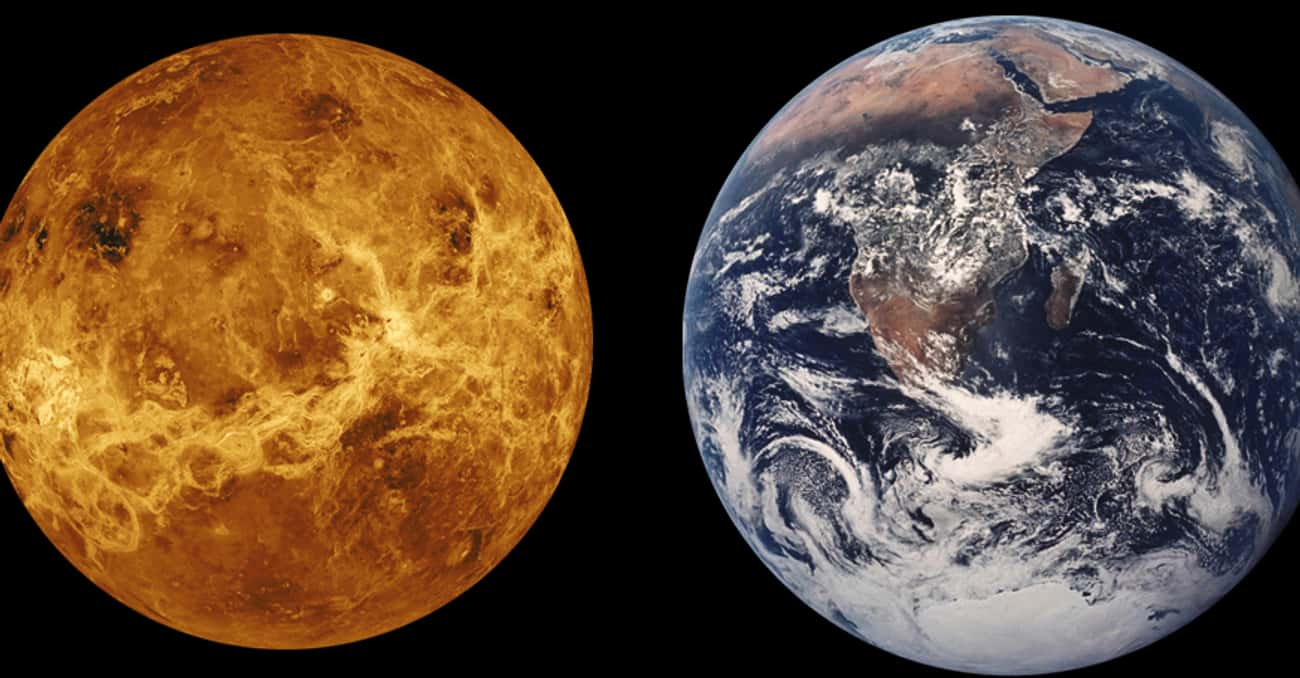 Venus Is What Earth Will Becom is listed (or ranked) 3 on the list 13 Theories About the Universe That Will Keep You Up at Night