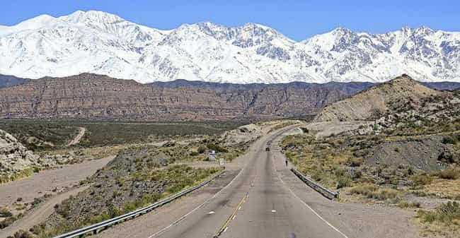 The Pan-American Highway - 19,... is listed (or ranked) 1 on the list The Longest Roads on Earth