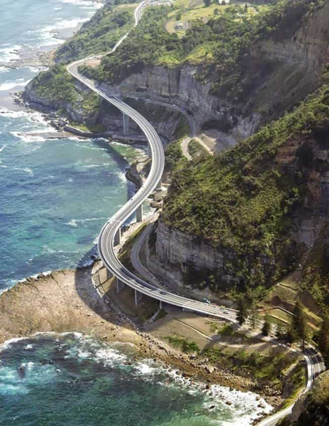 Highway 1, Australia - 9,010 M... is listed (or ranked) 3 on the list The Longest Roads on Earth