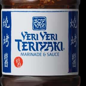 Soy Vay is listed (or ranked) 1 on the list The Best Teriyaki Sauce Brands