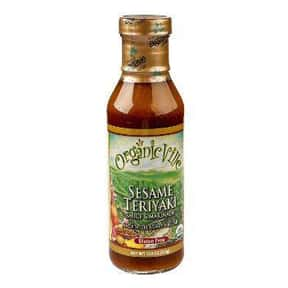 Organicville is listed (or ranked) 19 on the list The Best Teriyaki Sauce Brands