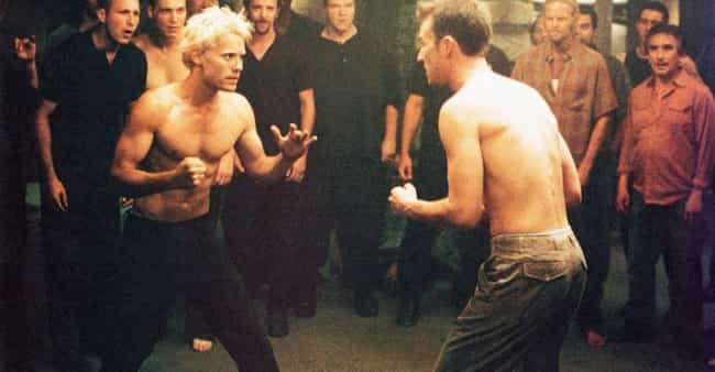 Ed Norton Actually Punched Him... is listed (or ranked) 4 on the list The Craziest Moments On Set with Jared Leto