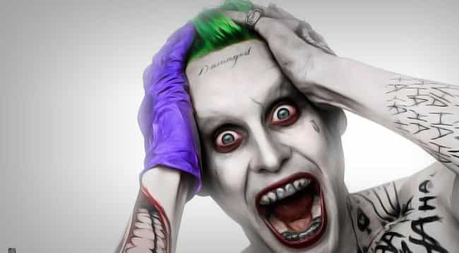 """He Mailed His """"Suicide Sq... is listed (or ranked) 2 on the list The Craziest Moments On Set with Jared Leto"""