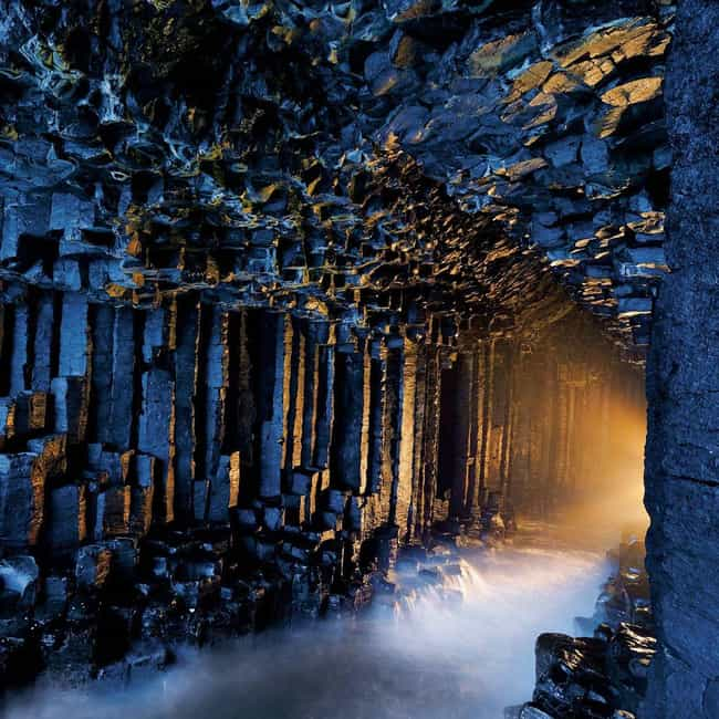 Epic Structural Wonders ... is listed (or ranked) 4 on the list The Most Beautiful Sea Caves Around the World